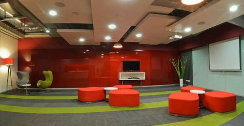 Microsoft Ventures India office space